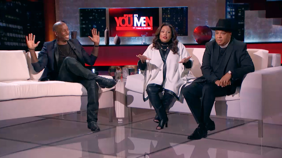 "Justine Simmons on Her Husband, Rev Run: ""Rev Is Nasty, Y'all"""