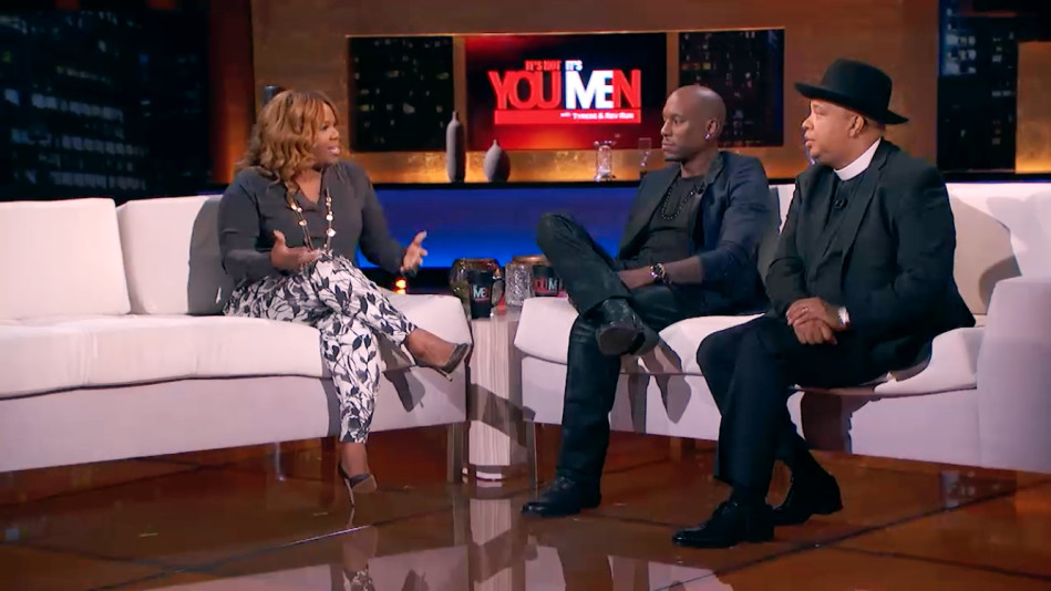 Mona Scott-Young on Juggling a Marriage and a High-Profile Career
