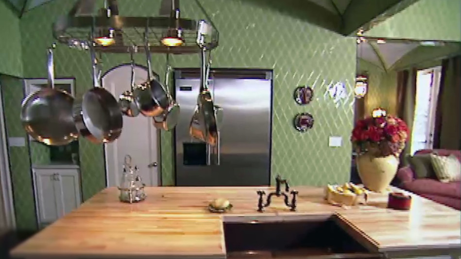 The Italian-Inspired Kitchen Makeover That Left Kirstie Alley Speechless