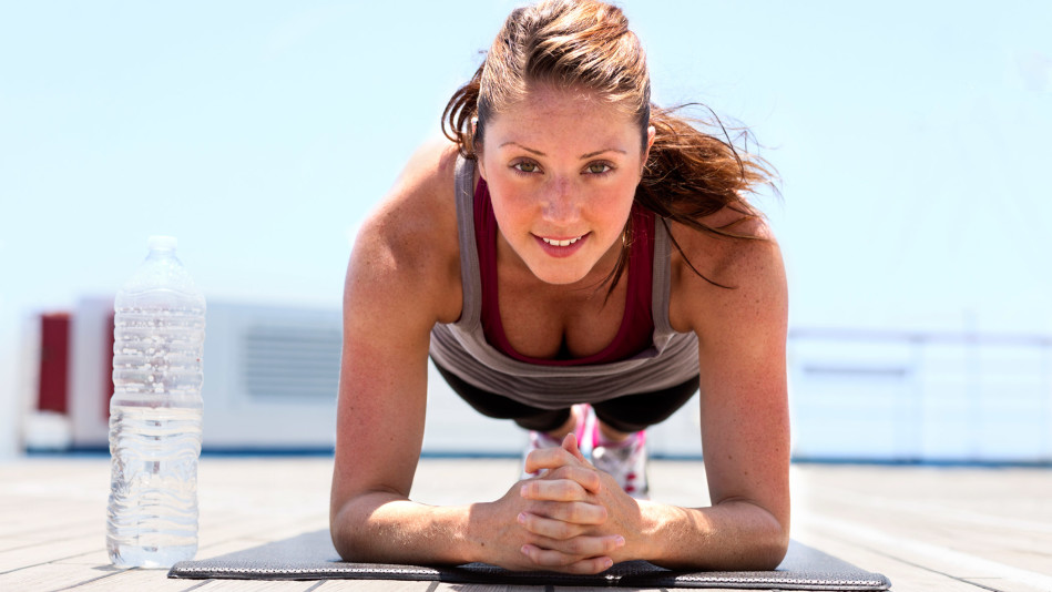 15 Tummy-Flattening Planks You Haven't Tried Before