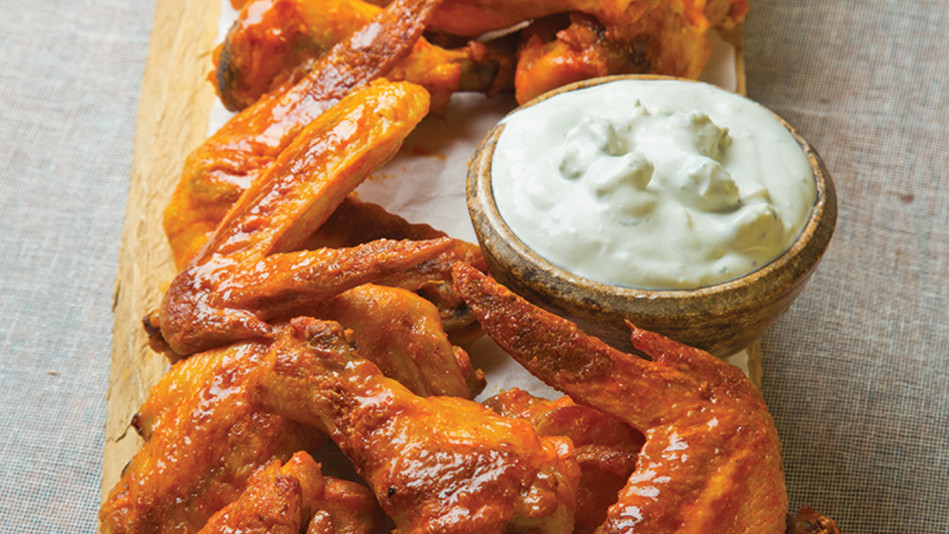 5 Glorious Chicken Wing Recipes