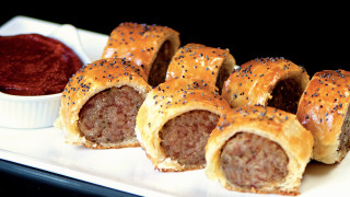 Mini Sausage Rolls Recipe