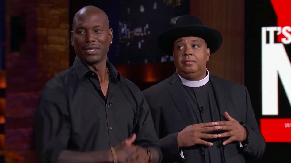 Tyrese and Rev Run Continue the Conversation About Cheating