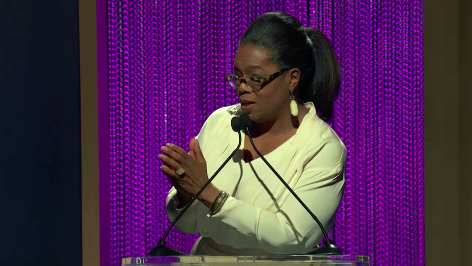 Oprah on Why the 'Essence' Luncheon Is a 'Sacred Space' - Video