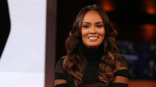 "Evelyn Lozada on Being Honest with Her Fiancé: ""I'm an Open Book"""