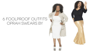 6 Foolproof Outfits Oprah Swears By