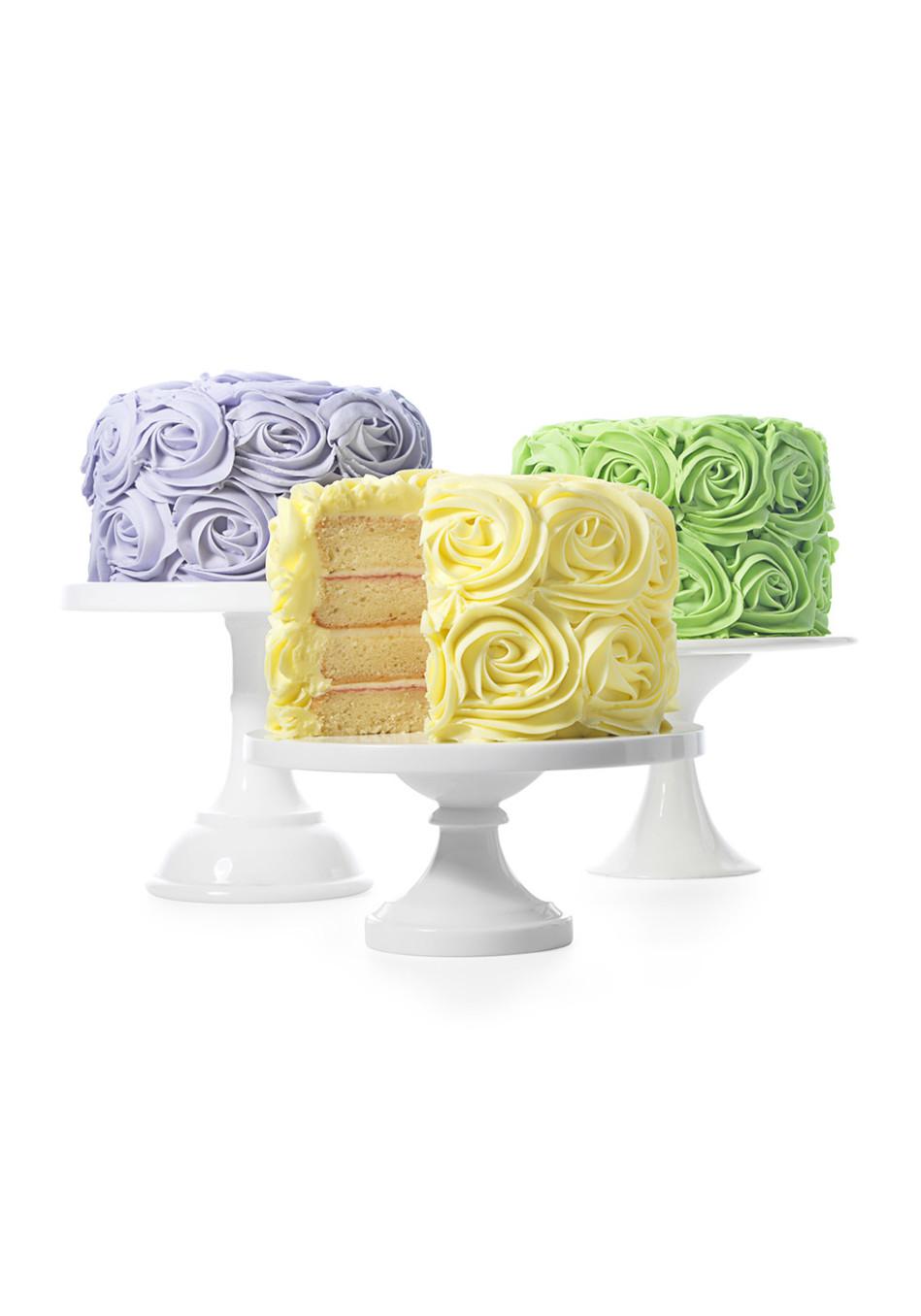 March 2016 O List Cake