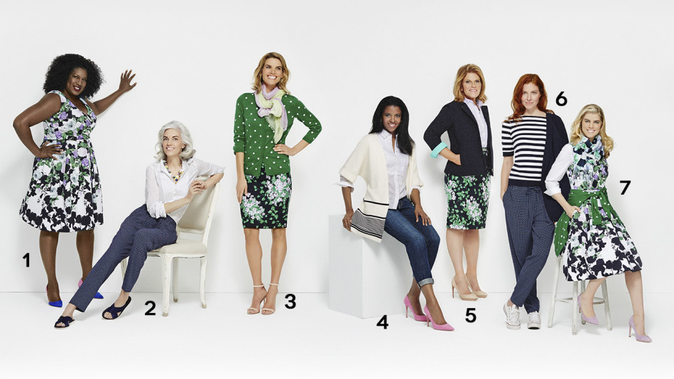 O Magazine Has a New Fashion Collection at Talbots