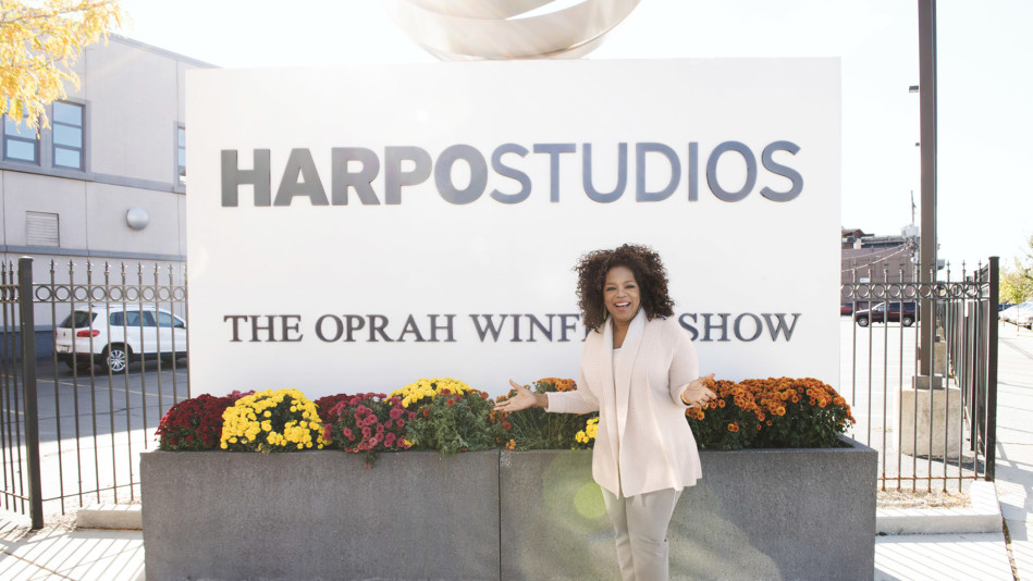 oprah harpo