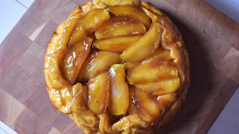 how to cook tarte tatin