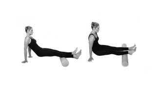 5 Essential Foam Roller Moves for Women