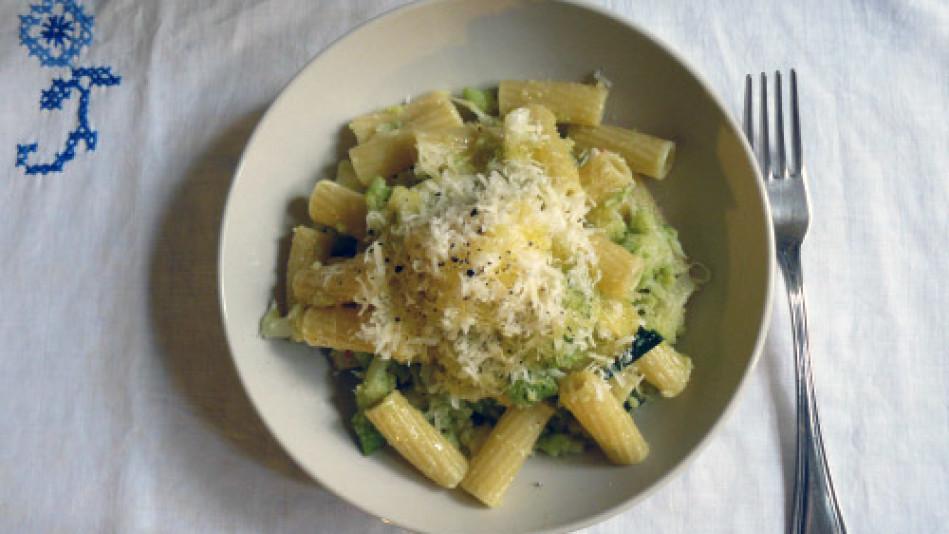 Pasta e Broccoli (Pasta and Broccoli) Recipe