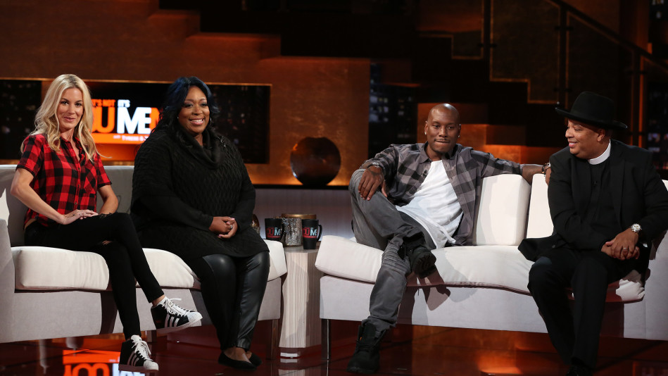 Loni Love Challenges Tyrese and Rev Run About a Woman's Role at Home