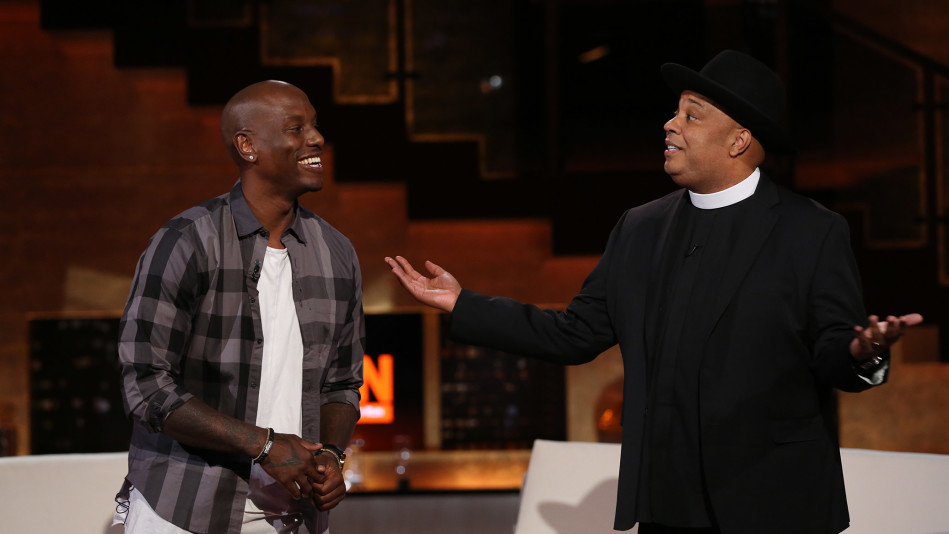 "Tyrese and Rev: ""Love Yourself First"""