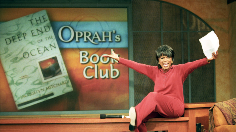 Oprah's Book Club 1996 - 'The Deep End of the Ocean'