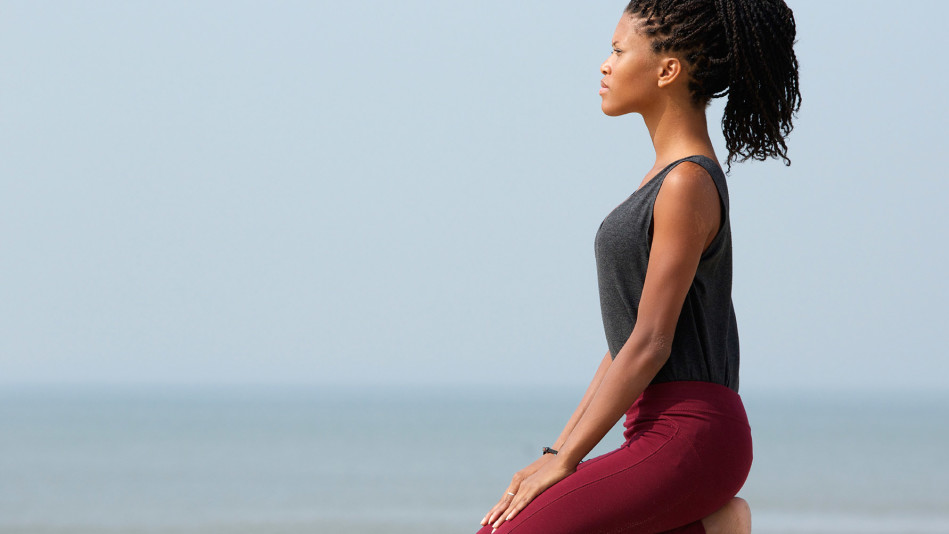 meditation affects body