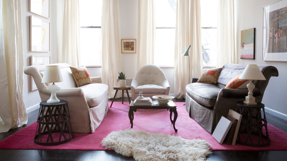 8 Ways to Make a Small Room Look Bigger