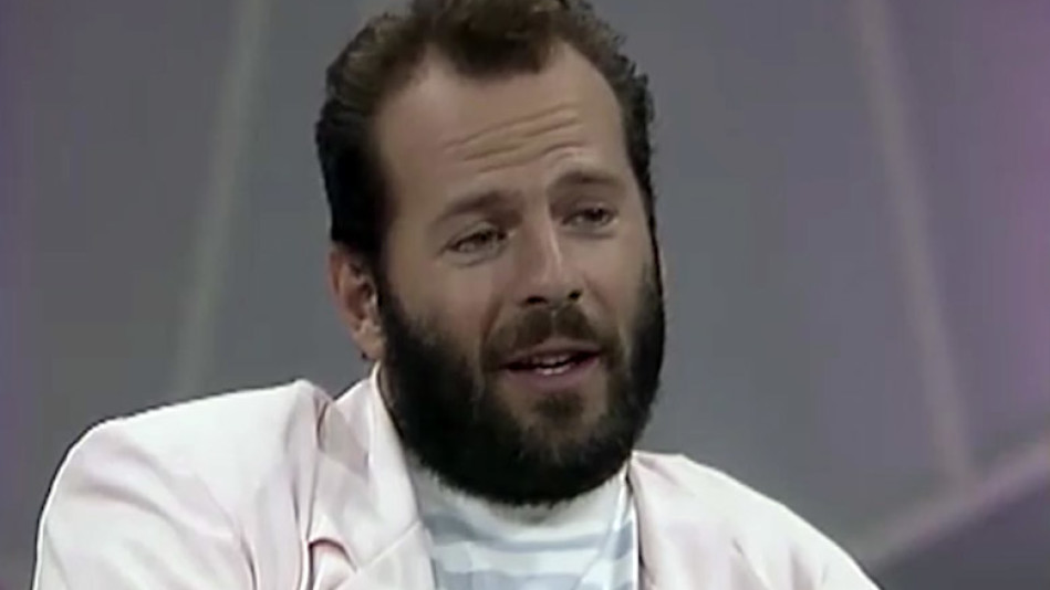 "Bruce Willis on His School Days: ""I Was Kind of a Troublemaker"" Bruce Willis"