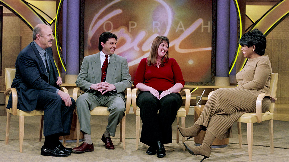 Dr. Phil Helps Couples Who Can't Talk To Each Other