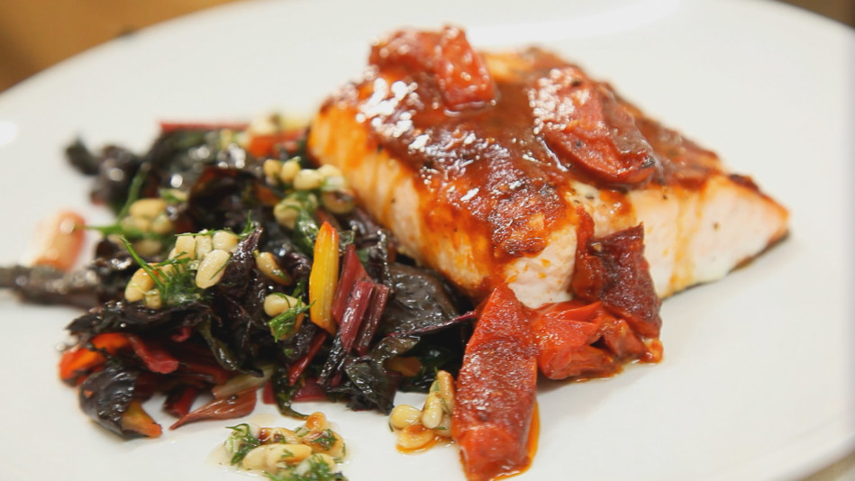 "A Roasted Salmon Dish That's So Good It's ""Upsetting"""
