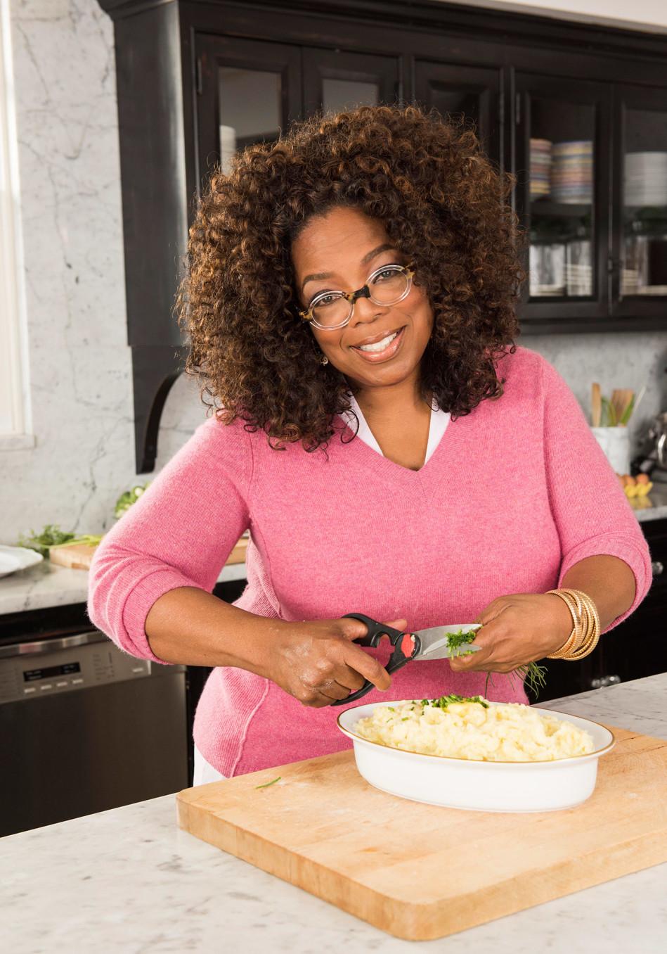 oprah caulipotatoes
