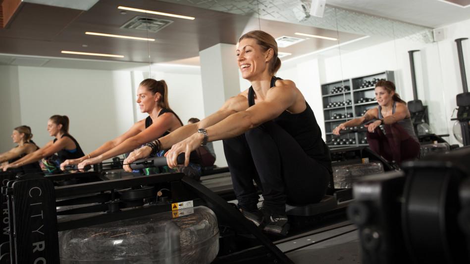 city row fitness trend