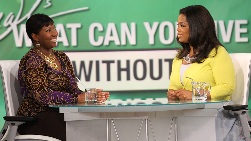 "Oprah's ""What Can You Live Without"" Experiment"