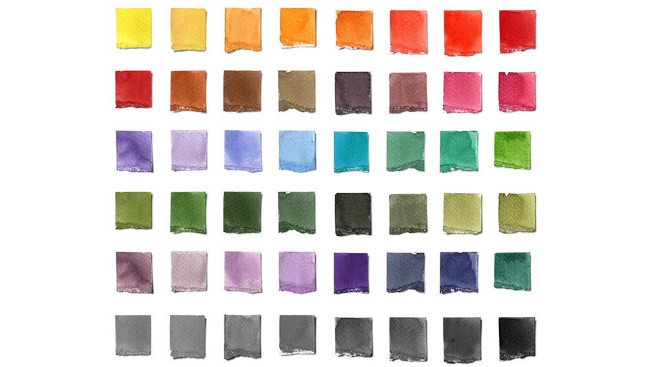 pinterest fashion colors