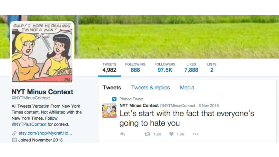 5 Twitter Accounts That Make Us Laugh