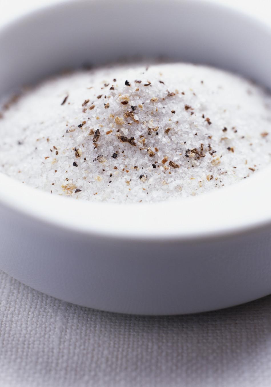 how to make truffle salt