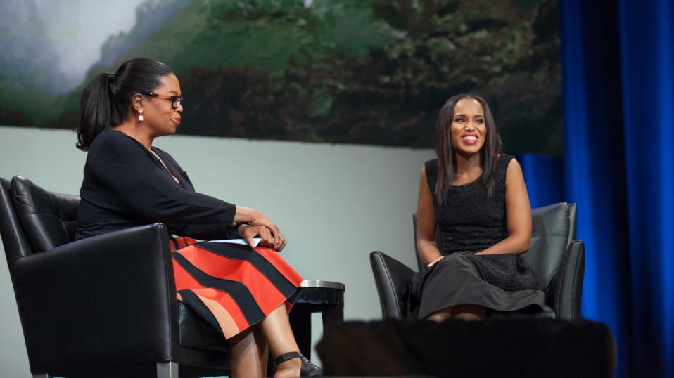 Oprah Winfrey, Kerry Washington, Cheryl Strayed, & Kris Carr