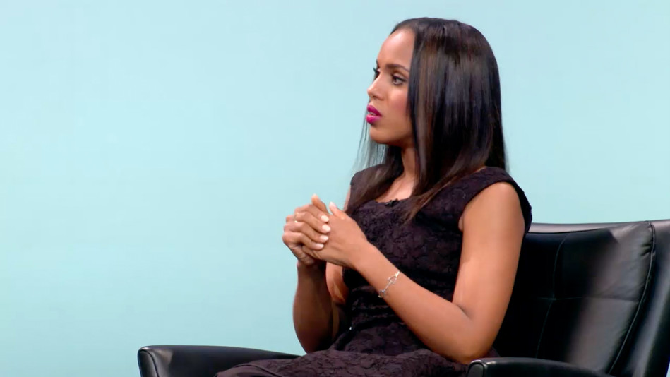 """Kerry Washington: """"There Was a Lot of Toxicity in My Life"""""""