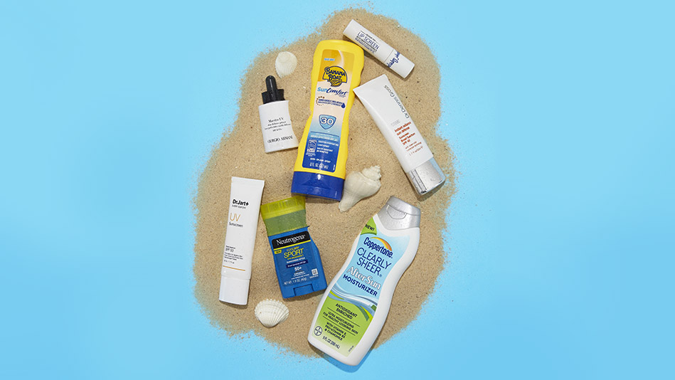 The 7 Best Sunscreens that Aren't Greasy