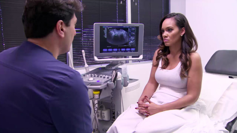 Evelyn Receives Discouraging News from Her Fertility Doctor