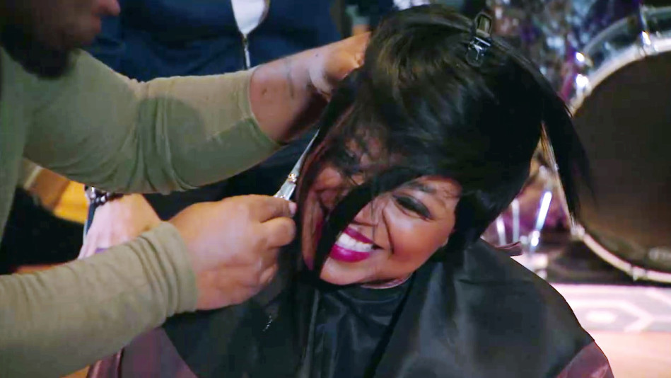 "What Will Shanice Think of Her New ""Edgy"" Look?"