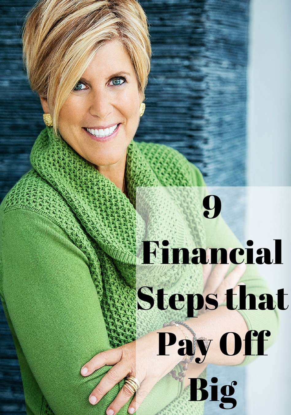 Suze orman 9 small financial steps that will pay off big suze orman solutioingenieria Choice Image