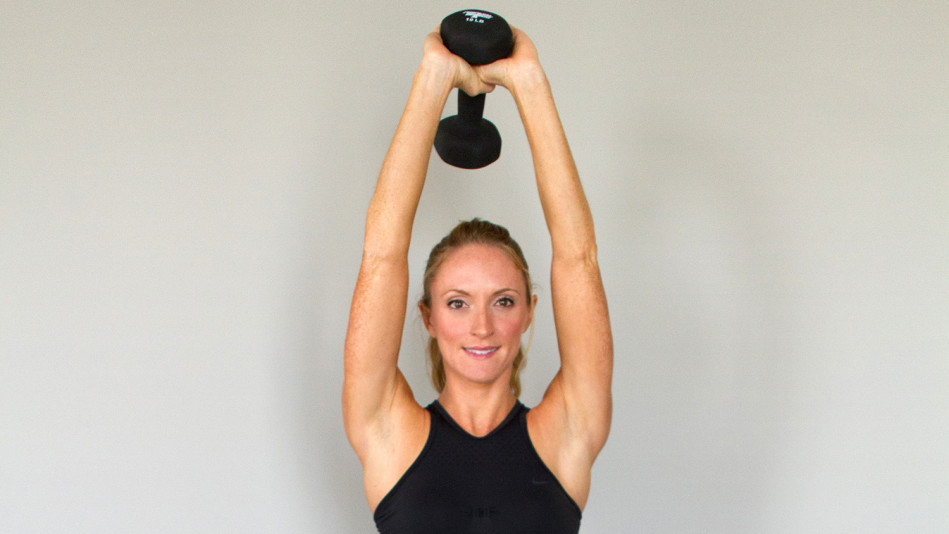 Upper Body Workout No Pushups