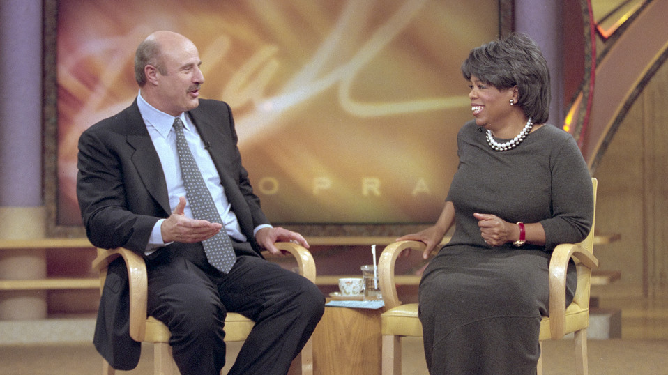 Dr. Phil on Marriage &  Money