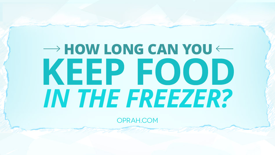 How Long To Keep Frozen Food Nutrition Advice From Dr Katz