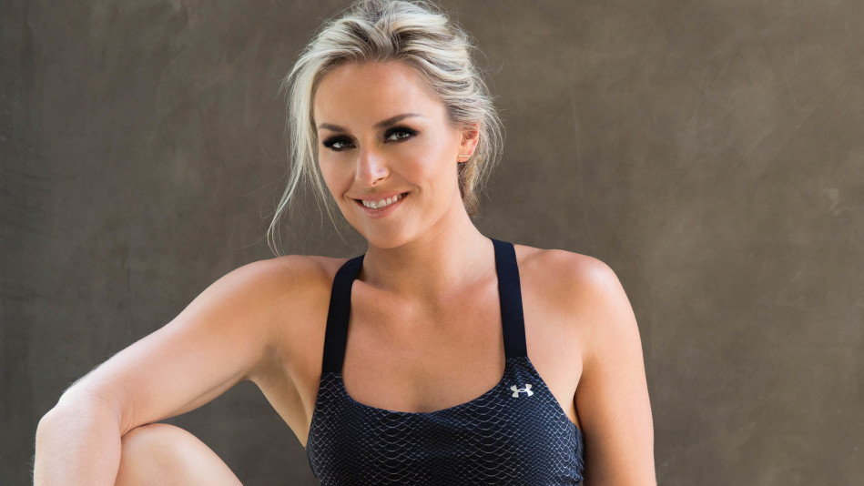 Lindsey Vonn: Lindsey Vonn On How To Find A Workout You Like