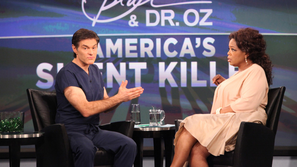 America's Silent Killer: Oprah & Dr. Oz Want to Save Your Life