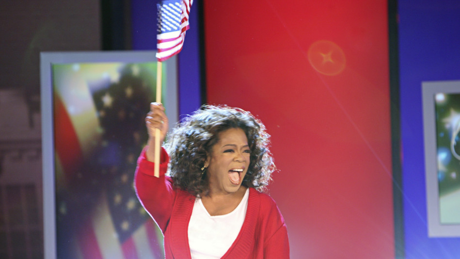 Oprah on the Importance of Voting