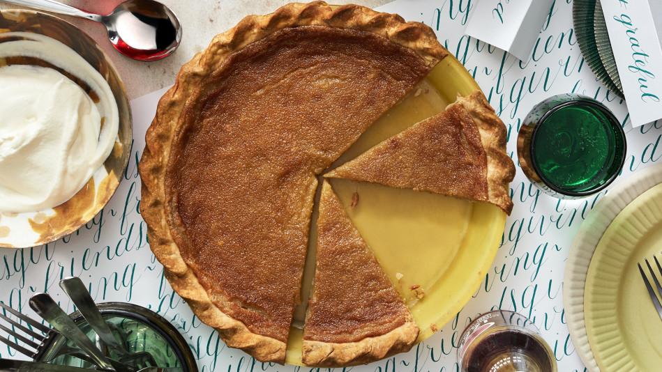 Maple Pie Recipe