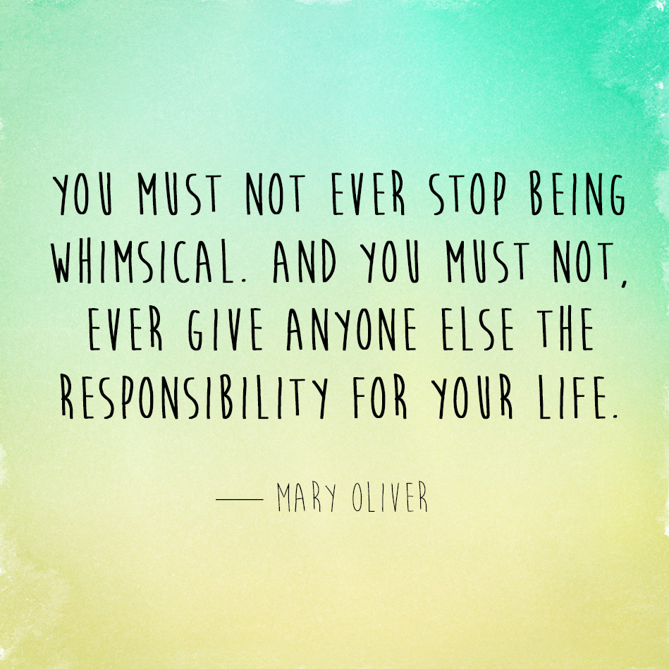 Mary Oliver Love Quotes: Ralph Waldo Emerson Quote
