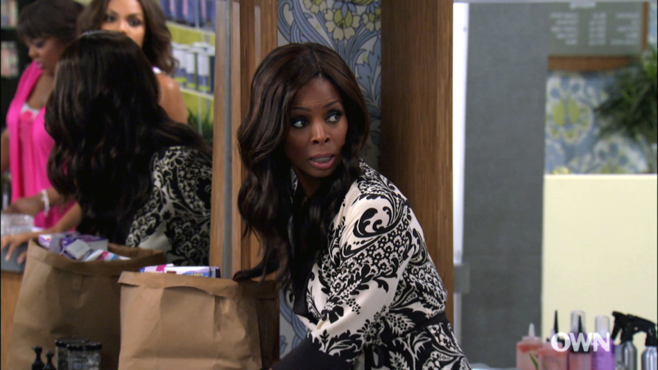 Why Does Angela Have a Bag Full of Pregnancy Tests? - Video