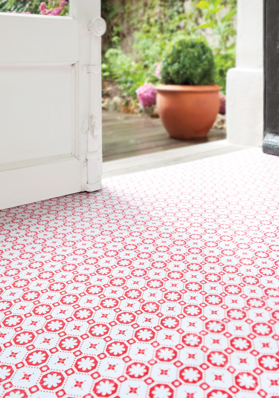 Ceramic Tile Floor Trend Domino Your Guide To A Stylish Home