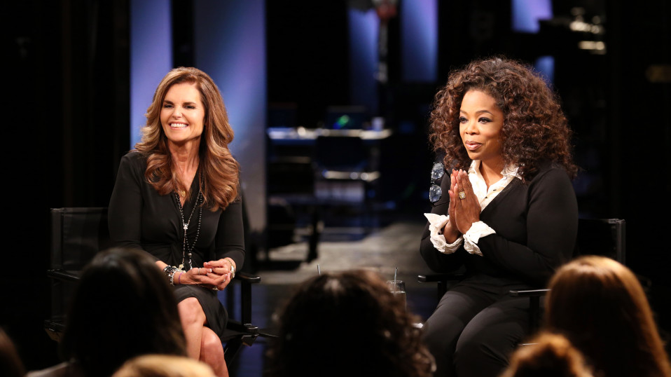 "Oprah & Maria Shriver: The ""Paycheck to Paycheck"" Town Hall"