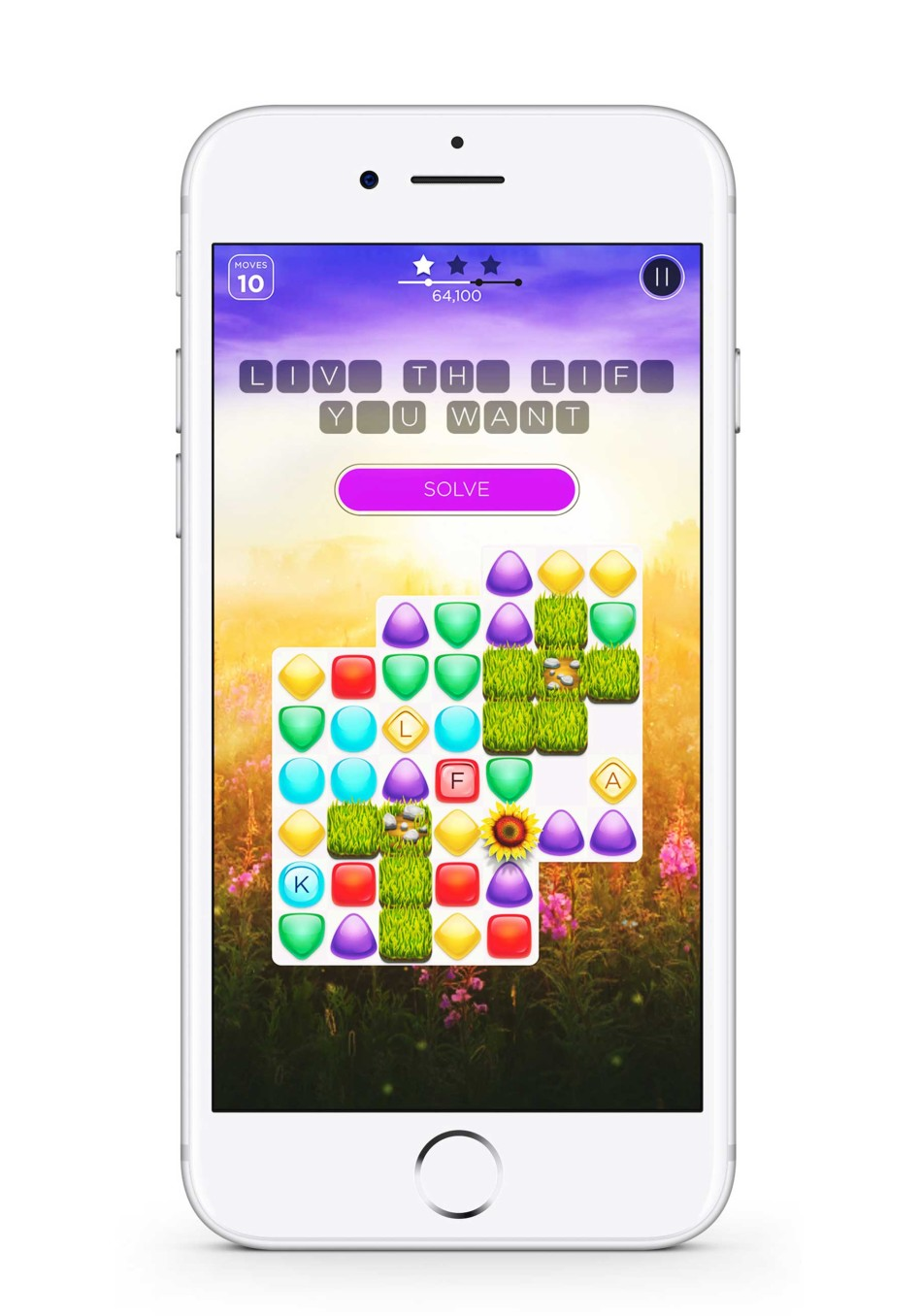 Bold Moves App