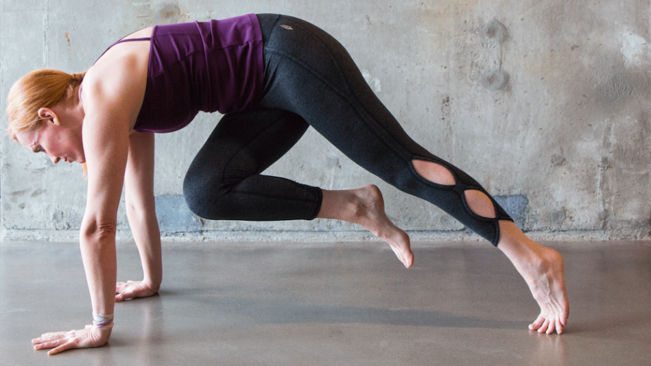 yoga moves for your abs