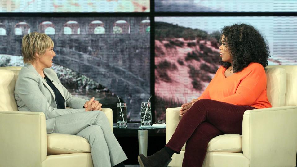 Oprah & Swimming Champion Diana Nyad: Dare To Dream